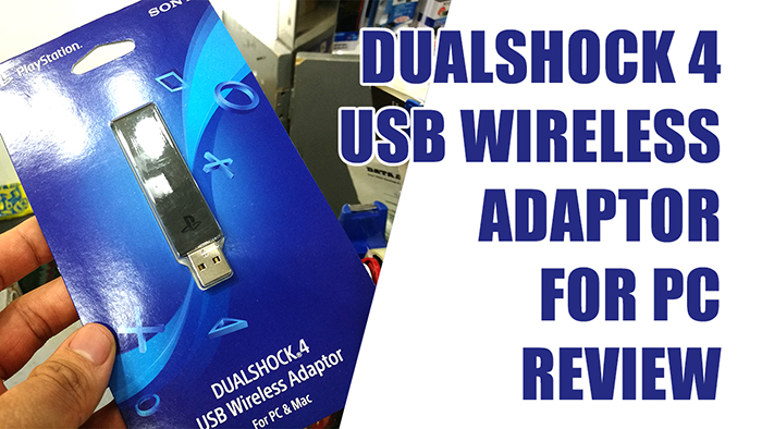 The PlayStation 4 Dualshock 4 USB Dongle Review