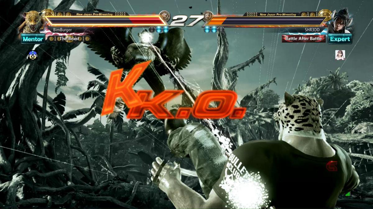 My Masochistic Relationship with Tekken 7