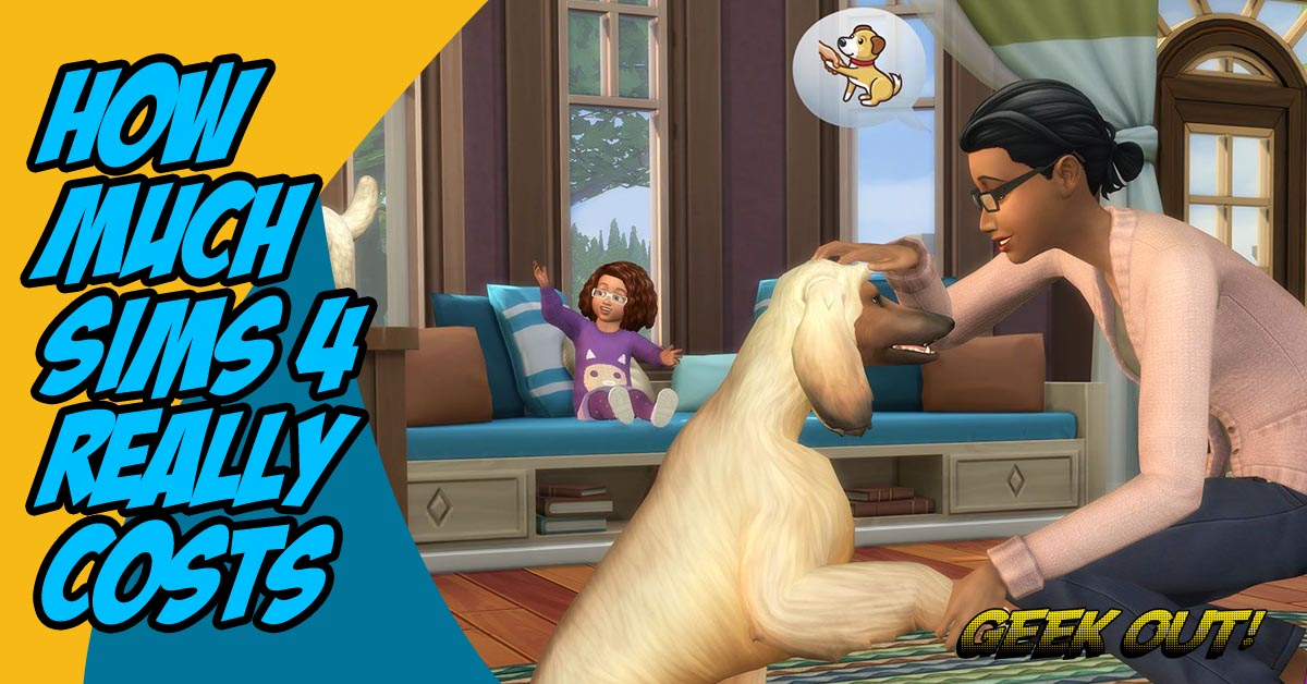 Sims 4 is Free on Origin, But How Much Will it Really Cost?